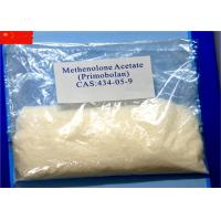Methenolone Acetate Anabolic Steroid Hormones CAS 434-05-9 For Muscle Growth