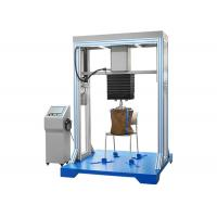 Buy cheap Programmable Chair Seating Drop Impact Testing Machine , Cylinder Stroke 0 - 300mm from wholesalers