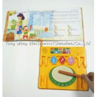 Buy cheap Music drum toy Drum , Intellectual Funny Nursery Rhyme Play A Sound Book from wholesalers