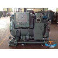 Buy cheap Auxiliary Marine Anti Pollution Equipment Sewage Treatment Plant Pressure Resistance from wholesalers