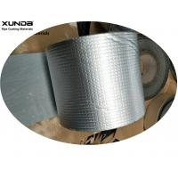Buy cheap Reinforced Square aluminum foil butyl sealant tape for construction buidling from wholesalers