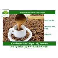 Buy cheap Speed Up Metabolism Herbal Slimming Tea Fat Burner 100% Brazilian Coffee Beans Extract from wholesalers