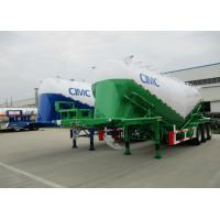 Buy cheap 50 Tons Capacity Cement Tanker Truck 4105 Independent Engine 7 Meters Length from wholesalers