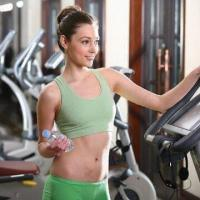 Buy cheap Perfect Wicking Sports Bra, Made of Nylon and Spandex, Knitted by Cool pass Fiber from wholesalers