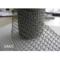 Buy cheap Irregular Hole Shape Wire Mesh Filter Screen Stainless Steel For Gas / Liquid from wholesalers