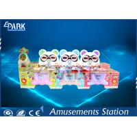 Buy cheap Coin Operated Rolling Ball Game Machine Music Stand Carnival Lottery Tikcet Redemption Game from wholesalers
