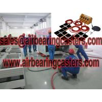 Buy cheap Air bearing casters used in moving heavy duty equipment from wholesalers
