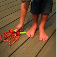 Buy cheap outdoor portable co-extrusion wpc decking, CE/ISO wpc decking floor from wholesalers