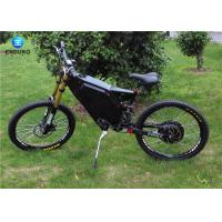 Buy cheap Heavy Duty Gravity Mountain Stealth Electric Enduro Bike For Womens / Mens from wholesalers