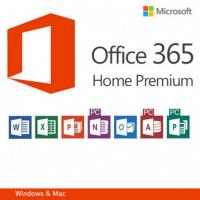 Buy cheap 5 Devices / 1 Year Microsoft Office 365 Home Premium Available In An Annual from wholesalers