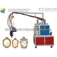 Buy cheap Mirror Frame Low Pressure Foam Machine Polyurethane Hard Foam High Efficiency from wholesalers