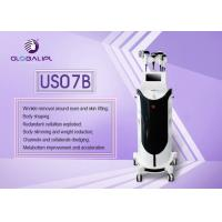 Buy cheap 7 In 1 Vacuum Liposuction Ultrasonic Cavitation Slimming Machine With MEdical CE from wholesalers