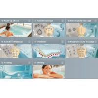 Buy cheap Swim Pool Aristech Acrylic Outdoor Spas Hot Tubs With 6 Seat from wholesalers