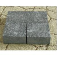 Buy cheap G684 Fuding Black Granite Basalt  Small Slab Tile Polished Flamed Leather Finished from wholesalers