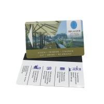 Buy cheap Magnetic Stripe RFID Hotel Key Card Door Lock Customized Printing from wholesalers