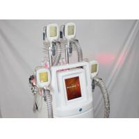 Buy cheap Inner Thigh / Back / Chin Fat Removal Radio Frequency Cavitation Machine Non Invasive from wholesalers