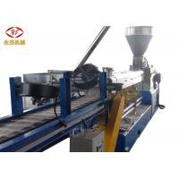 Buy cheap 200kg/H Corn Starch PLA Plastic Pelletizing Machine , Polymer Extrusion Equipment from wholesalers
