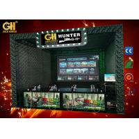 Buy cheap Virtual Reality 3D Hunting Hero Shooting Game Machine For 4 - 10 Players product