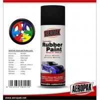 Buy cheap High Quality Low Price Removable Acrylic Aerosol Colorful Plastic Dip Rubber Spray Paint from wholesalers