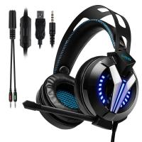 Buy cheap Exquisite Craftsmanship Wired Gaming Headset With Microphone And Volume Control from wholesalers