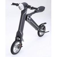 Buy cheap 2 Wheel Adults Folding Electric Scooter with Lithium Battery CE Certificate from wholesalers