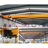 Buy cheap 20T Electric Hoist  Bridge Overhead Crane For Workshop / Factories / Material Stocks from wholesalers