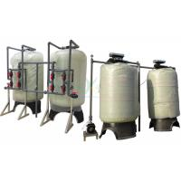 Buy cheap RO Plant Drinking Industrial Water Filter Equipment 6TPH Water Treatment 6000 LPH from wholesalers