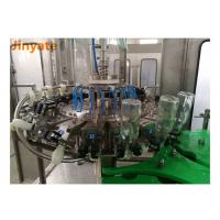 Buy cheap Customized Drink Bottling Machine , 6.68KW Juice Filling And Sealing Machine product