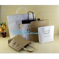Buy cheap customized Packaging Carrier-Bags Boxes Luxury Property Resorts Folding Ribbon,background luxury gift paper bag carrier from wholesalers