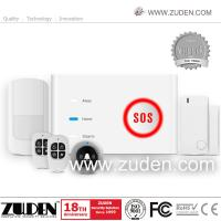 Buy cheap Wireless GSM SMS Security Alarm with Power-off Inform Function from wholesalers