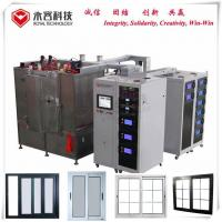 Buy cheap House Window Color Titanium Nitride Coating Machine With High Ionization Rate from wholesalers