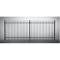 Buy cheap Safety Ornamental Aluminum Fence , Powder Coated Residential Fencing from wholesalers