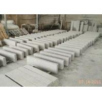 Buy cheap G603 Flamed Garden Curb Stones , Chinese Grey Curve Granite Kerb Stones product