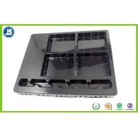 Buy cheap 0.65mm Black PP Plastic Blister Packaging Recycle For Electronic product