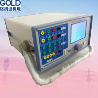 Buy cheap Single Phase, 3 Phase, 6 Phase Relay Protection Testing Device product