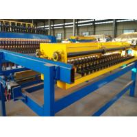 Buy cheap Easy Operate Reinforcing Mesh Welding Machine 4.5T For Steel Rebar Capacity 900KVA from wholesalers
