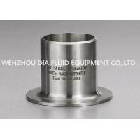 Buy cheap A234-WP11 A234-WP22 Butt Weld SS Pipe Fittings 1/2 - 24 Inch ASME / ANSI B16.9 from wholesalers