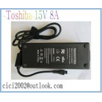 Buy cheap Replacement laptop AC adapter for Toshiba 15V 8A 120W (6.3*3.0) from wholesalers