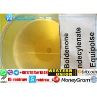 Buy cheap Legal Muscle Steroid Boldenone Prohormone Bold Undecylenate CAS 846-48-0 from wholesalers