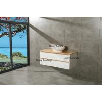 Buy cheap Environmental Protection Home / Hotel Bathroom Vanity With Vessel Sink from wholesalers