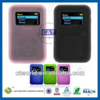 Buy cheap Sansa MP3 Player Silicone Cell Phone Protective Cases For SanDisk Sansa Clip+ from wholesalers