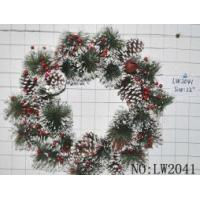 Buy cheap Christmas  Wreath from wholesalers