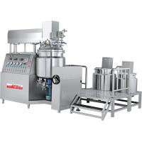 Buy cheap Hair Wax Mixer Machine Cosmetic Cream Making Equipment from wholesalers