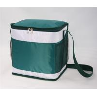 Buy cheap PEVA  cooler bag green fabric color cooler bag-HAC13113 product