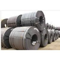 Buy cheap Custom Black Painted Hot Rolled Steel Coils GB , JIS Standard 1.2mm - 20mm  Thickness from wholesalers