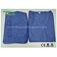 Buy cheap Fashionable Hospital Nurse Scrub Suit Soft and Breathable SMS Material from wholesalers