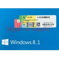 Buy cheap Microsoft Windows 7 COA License Sticker Windows 8.1 COA / Win 10 Pro COA license Sticker Online Activation from wholesalers
