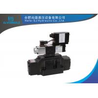 Buy cheap Solenoid Operated Hydraulic Control Valve , Hydraulic Cartridge Valves  from wholesalers