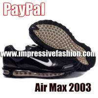 Buy cheap PayPal-Cheap Air Max 2003, air max sport shoes wholesale from wholesalers