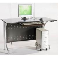 Buy cheap Home Office Furniture/Steel frame and tempered glass table top from wholesalers